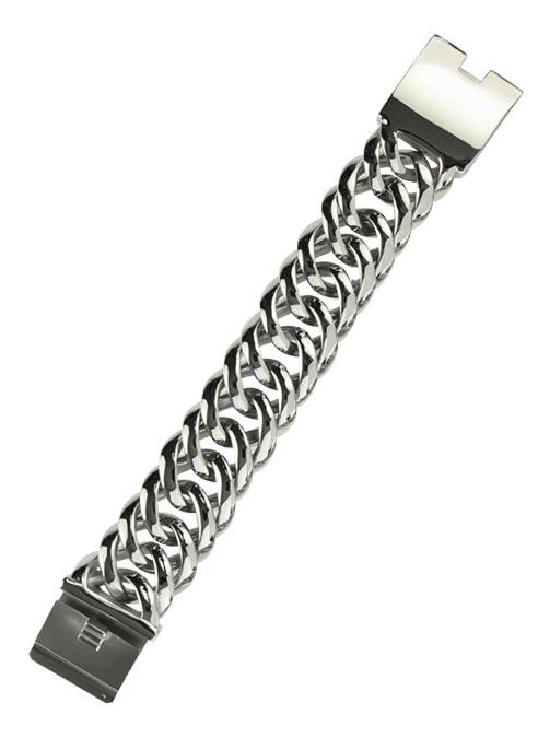 Bukovsky Bracelet Prestige XL Polished - 19 cm