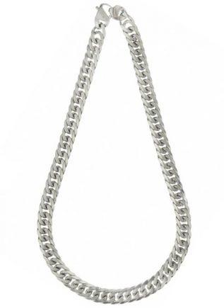 Bukovksy Chain Gourmette Brushed - 60 x 1,4 x 0,6 cm