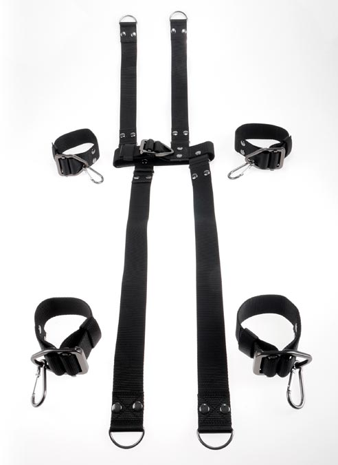 Command by Sir Richard's Hogtie & Collar Set