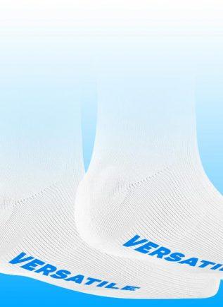 Sneakfreaxx Socks Versatile White One Size