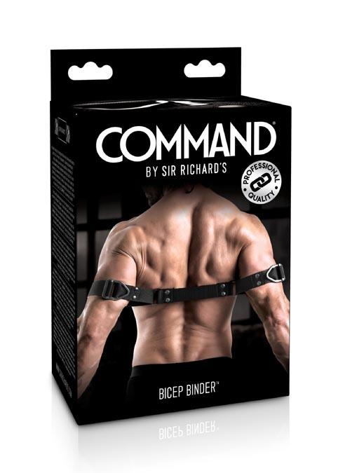 Command by Sir Richard's Bicep Binder