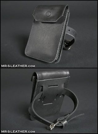 Mr. S Leather Versatile Phone Holster