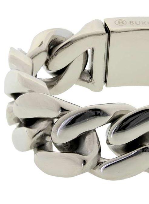 Bukovsky Bracelet Devotion Polished - 19 cm