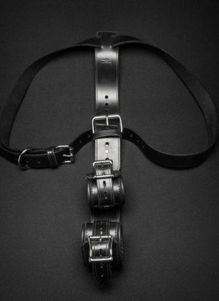 Mr. S Leather Shoulder to Wrist Restraints