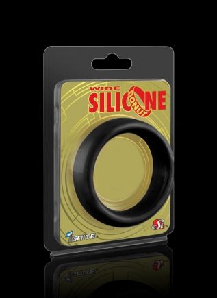 Ignite Wide Silicone Donut Cock Ring 51 mm
