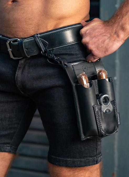 Mr. S Leather Cigar Holster