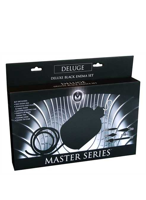 Master Series Deluxe Enema Set