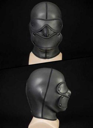 Mr. S Neoprene Sensory Hood Black Medium