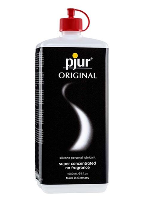 Pjur Original Silicone Lubricant 1000 ml