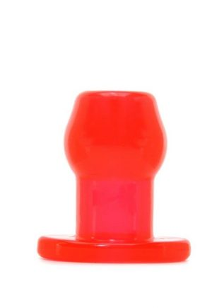 Perfect Fit Tunnel Plug Red Large
