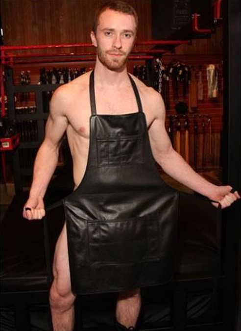 Mr. S Leather Apron