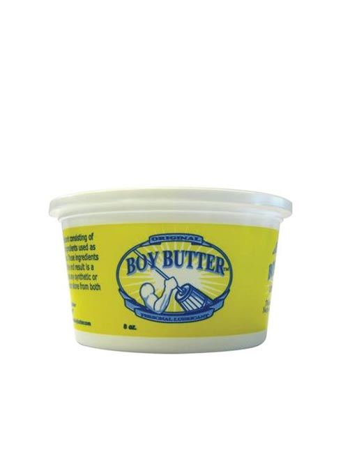 Boy Butter Original 237 ml / 8 oz