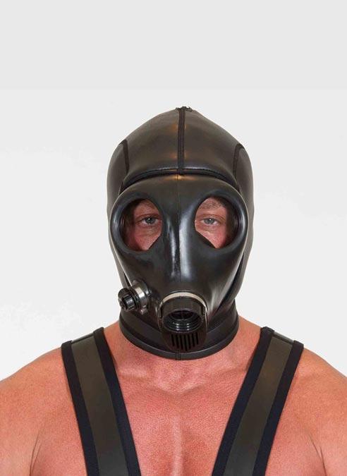 665 Neoprene Gas Mask Hood