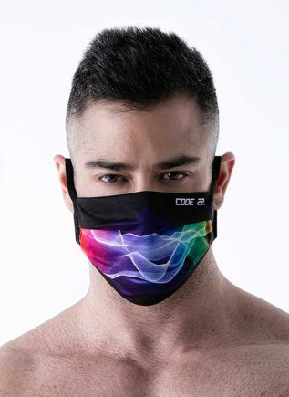 CODE 22 Facemask Wave - 04