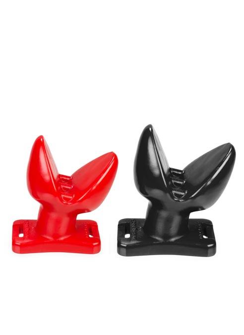 Oxballs Spreader-1 Spec-U-Slider Plug Silicone Red Small