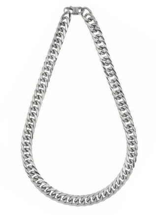 Bukovsky Chain Gourmette Polished - 59 x 1,3 x 0,6 cm