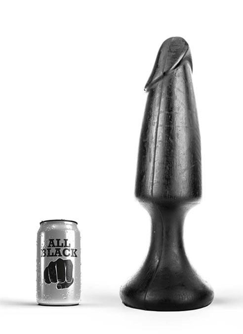 All Black Plug 89 mm