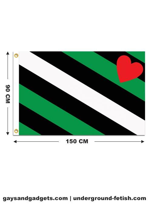 Flag Boi Pride Printed 90 x 150 cm