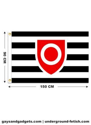 Flag Ownership Pride Printed 90 x 150 cm