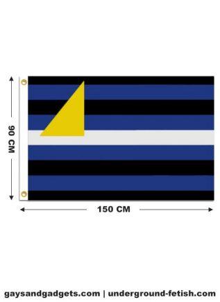 Flag Watersports Pride Printed 90 x 150 cm