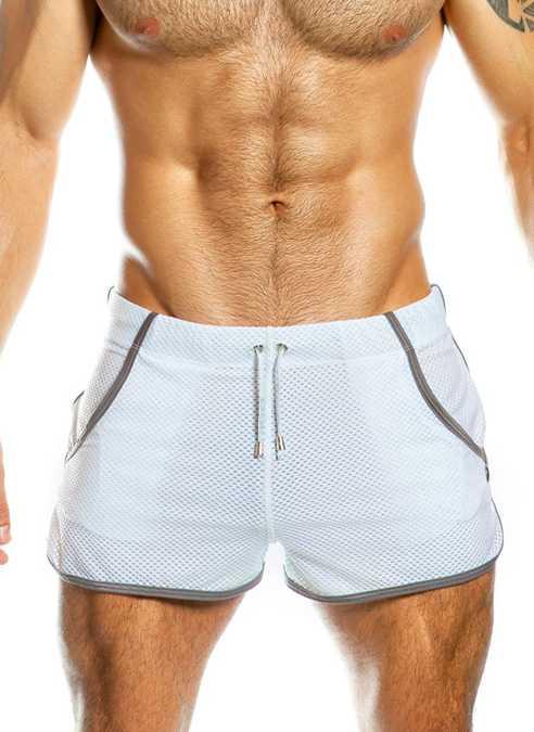 Gigo Gap Shorts White Small