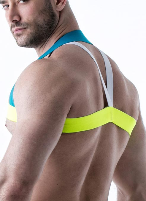 Leader Electric Harness Yellow Large