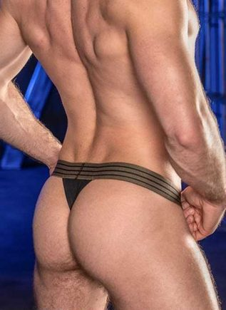 Mr. S Artillery Thong Green Extra large