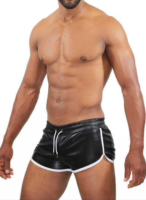 ToF Paris Pilot Shorts Black Extra Large